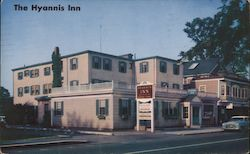 The Hyannis Inn Postcard