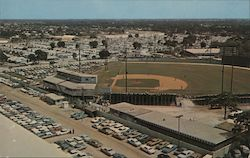 Sarasota Mobile Home Park Chicago White Sox Spring Training Game Postcard