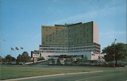 Holiday Inn Scope Postcard