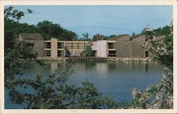 Brockton Art Museum Postcard
