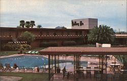 Hotel Valley Ho Postcard