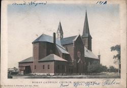 Roman Catholic Church Postcard