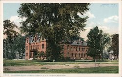 Holderness School for Boys in the White Mountains Postcard
