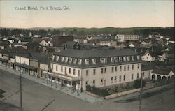 Grand Hotel, Fort Bragg