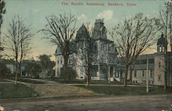 The Rundle Residence Postcard
