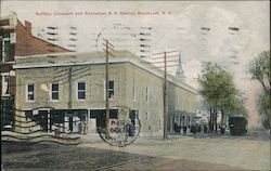 Buffalo, Lockport and Rochester Railway Station