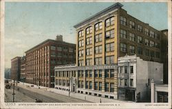 State Street Factory and Main Office, Eastman Kodak Co. Postcard