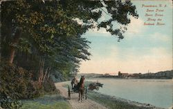 Swan Point, Shore Drive, Along the Seebock River