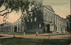 South College at Union University Postcard