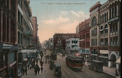First Avenue Postcard