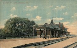 Chicago & North Western Depot