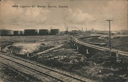 Imperial Oil Works