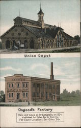 Union Depot, Osgood's Factory