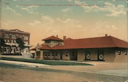 Little Rock and Argenta Cotton Belt Station