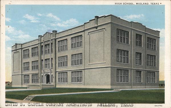 High School Midland Texas