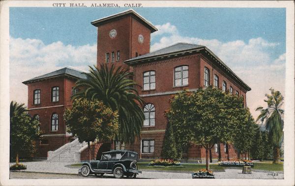 City Hall Alameda California