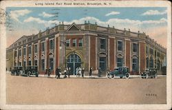 Long Island Rail Road Station