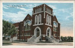 First United Methodist Church Postcard