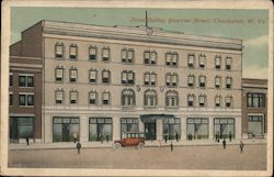 Hotel Holley, Quarrier Street