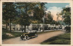 Brookside Park Zoo Postcard