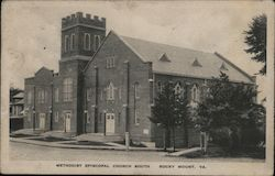 Methodist Episcopal Church South Postcard
