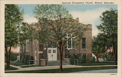 Emanuel Evangelical Church Postcard