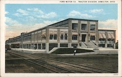 Ford Motor Co., Tractor Division