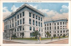 Court House Postcard