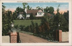 Residence of Corinne Griffith