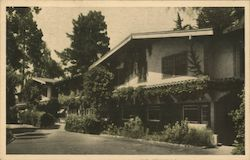 Santa Maria Inn, on the Coast Highway in Santa Barbara County Postcard