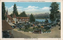 Lake Arrowhead in Arrowhead Woods