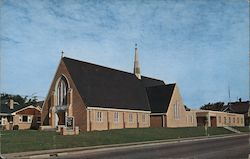 The Lutheran Church of Christ the King Postcard