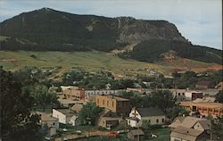 With a population of 908 Sundance is located in northern Wyo. in the heart of the ranching, hunting and tourist county. Postcard