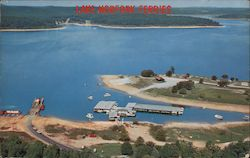Lake Norfork Ferries