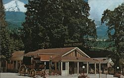 Marilyn's Family Restaurant Postcard