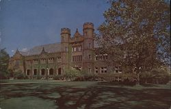 Mary E. Woolley Hall, Mount Holyoke College