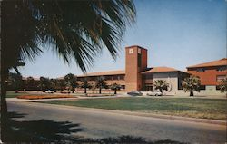 Student Union Memorial Building, University of Arizona Postcard