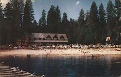Pinecrest Lake Beach & Lodge