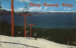 Skiing - Heavenly Valley