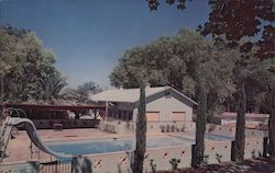 Desert Shores Mobile Homes Park Postcard