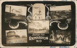 Greetings from Richardton