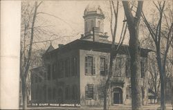 Old Court House Postcard