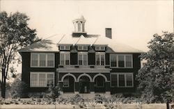 Nasson College Postcard