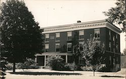 Hall, Nasson College Postcard