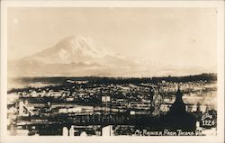 Mr Rainier Postcard