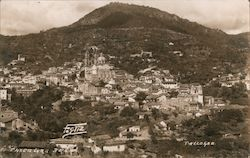 Panorama of Taxco