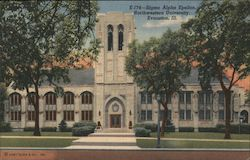 Sigma Alpha Epsilon Chapel (Levere Memorial Temple), Northwestern University, Evanston, Illinois