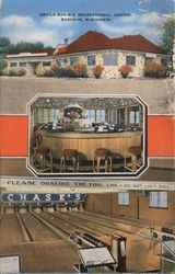 Devils Bar-B-Q Recreational Center Postcard