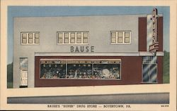 "Bause's ""Super"" Drug Store"