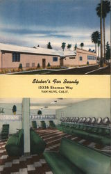 Staber's For Beauty Postcard